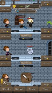 A Tappers Tale Game